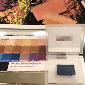NEW Marykay mineral eye color, Midnight Star